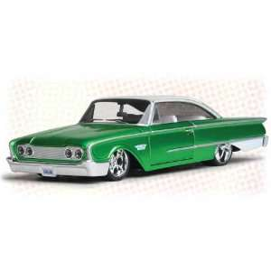 1960 Ford Starliner Green/Black Diecast Model Car 1/26 Toys & Games