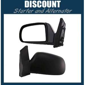 New Driver Side Mirror LH, 1998 2003 Toyota Sienna, Manual, Non Heated