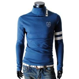 TheLees Mens Casual Embroidered Varsity Hood Baseball