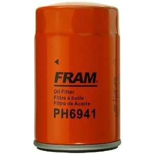 Fram PH6941 Extra Guard Passenger Car Spin On Oil Filter