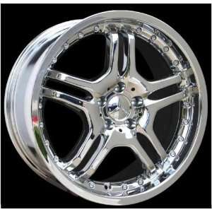Mercedes CL Class 19 inch X3 Chrome Wheels Rims 1968 1969