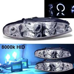 Eautolight Mitsubishi Eclipse Halo Projector Headlights+