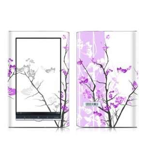 Violet Tranquility Design Protective Decal Skin Sticker