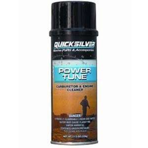 Parts 858080Q01 POWER TUNE @ 12 QUICKSILVER POWER TUNE ENGINE CLEANER