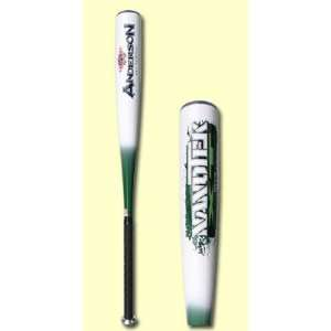 Anderson  5 Senior League NanTek Baseball Bat Free