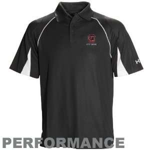 Under Armour South Carolina Gamecocks Black On Field Performance Polo
