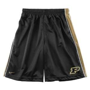 Purdue Boilermakers Youth Nike Team Color Layup Shorts