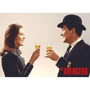 The Avengers Official Steel Fridge Magnet   001  Kitchen