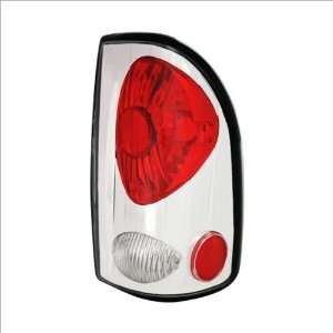 Dakota IPCW® Crystal Eyes Tail Lights (Crystal Clear) Automotive