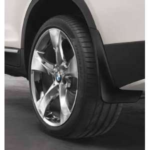 BMW X3 F25 Genuine Factory OEM 82162156538 Front Mud Flaps 2011   2012