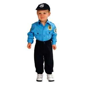Aeromax Toys Jr. Police Officer Suit Toys & Games
