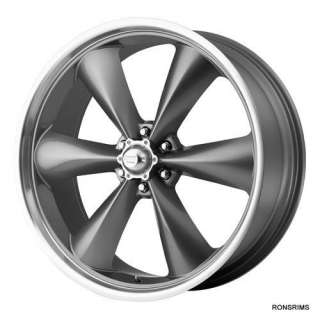 RACING TORQ THRUST ST 20 CHEVY SILVERADO GMC TRUCK WHEELS