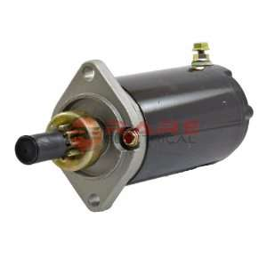 STARTER MOTOR NEW HOLLAND SKID STEER LOADER FORD VSG411 4889440 M030SM