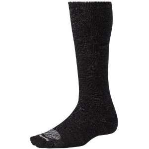 SmartWool SW410 001 M PhD Graduated Compression Ultra Light Knee High